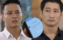 """Netizen soi ra cục sạn to hơn cả """"nghiệp"""" của Thái ở Hoa Hồng Trên Ngực Trái: Ai đời nhắn tin app này nhận được ở app nọ?"""