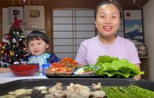 Vừa về lại Nhật Bản đã ra vlog ăn uống, Youtuber chăm chỉ nhất hệ mặt trời đích thị là Quỳnh Trần JP rồi!