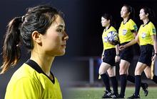 """Hai nữ trọng tài Trung Quốc """"gây thương nhớ"""" trong trận Việt Nam vs Philippines, chiếm spotlight dù không phải nhân vật chính"""