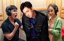"""Vừa tung """"thính"""" về màn thu âm của Jun Phạm và Sam cho special show, Ngô Kiến Huy đã bị """"tố""""... mặc kệ khách mời"""