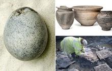 Lỡ tay đánh rơi quả trứng có niên đại 1700 tuổi, các nhà khảo cổ phải chịu đựng mùi hôi thối tích tụ lâu đời nhất thế giới