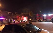 Cháy kinh hoàng tại nhà hàng lẩu lúc rạng sáng, 4 người mắc kẹt tử vong thương tâm