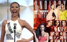 """Missosology đưa Hoàng Thùy trở lại Top 10 sau đêm thi bán kết Miss Universe 2019 dù trước đó """"ngó lơ"""" đại diện Việt Nam"""