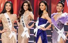 Trực tiếp chung kết Hoa hậu Hoàn vũ 2019: Dàn siêu chiến binh trong Top 10 trình diễn dạ hội, Top 5 lộ diện đầy bất ngờ!