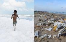 Địa điểm check-in sống ảo đẹp như thiên đường ở Ấn độ, nhưng đau lòng thay đó lại là hậu quả của ô nhiễm nghiêm trọng