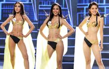 Mãn nhãn phần thi bikini nóng bỏng của Top 15 Hoa hậu Hoàn vũ Việt Nam: Toàn body đỉnh cao, trang phục ấn tượng