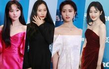 Thảm đỏ Madame Figaro: Krystal sang chảnh ngút ngàn, Trịnh Sảng - Thẩm Nguyệt đọ sắc khốc liệt