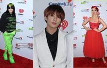 Thảm đỏ Jingle Ball 2019: BTS trắng toàn tập, không hề lép vế trước Katy Perry, Camila Cabello và dàn sao khủng