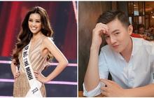 """Hoa hậu hoàn vũ 2019 Khánh Vân có em trai siêu bảnh, chiếc mũi còn """"cực phẩm"""" hơn cả chị gái"""