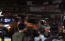 2 người phụ nữ cùng 1 cháu bé tử vong trong vụ cháy nhà lúc rạng sáng ở Sài Gòn