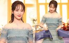 Sau nghi vấn đi thẩm mỹ viện trùng tu sắc đẹp, Dương Tử lần đầu xuất hiện cực xinh đẹp với khí chất thần tiên