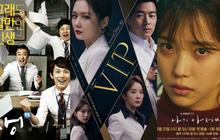 """3 kiểu sếp gây nhức nhối trên màn ảnh Hàn: Kẻ mở miệng là """"tạo nghiệp"""", người cho nhân viên """"ăn hành"""" sống qua ngày"""