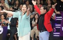 """Vừa mới """"chị em nặng nghĩa tình"""", Hồng Vân đã lại đòi đánh Quang Thắng trên sân khấu """"Ký ức vui vẻ"""""""