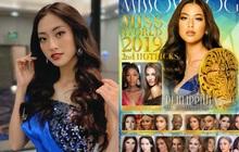 Lương Thùy Linh liên tục thăng hạng trên BXH Missosology, con đường chạm tới vương miện Miss World 2019 đang rất gần!