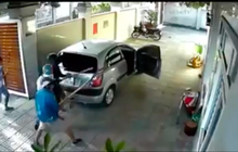 Nhóm giang hồ truy sát chém người đàn ông nứt sọ, đứt gân tay ở nhà nghỉ