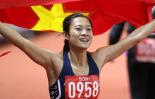 """SEA Games ngày 8/12: """"Nữ hoàng điền kinh"""" Tú Chinh vượt 2 VĐV nhập tịch trong tích tắc, xuất sắc giành HCV chung cuộc"""