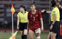 """Tuyển thủ nữ Việt Nam thi đấu như chiến binh với đùi rớm máu: """"Tôi la hét trong phòng thay đồ vì đau và rát"""""""