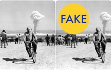 """8 bức ảnh cực nổi tiếng trước thời có Photoshop, ai cũng nghĩ là thật nhưng hóa ra lại là """"cú lừa"""" đỉnh cao"""