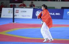 """Bạc Thị Khiêm, nữ vận động viên Taekwondo khiến toàn bộ khán giả Philippines phải """"câm lặng"""" chỉ sau một cú đá"""