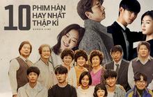 """Báo Hàn chọn 10 phim Hàn hay nhất thập kỉ: Đài cáp tvN """"thầu"""" gần nửa bảng, phim nào cũng thuộc diện """"nhất định phải xem"""""""