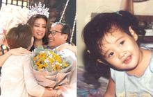 Khánh Vân qua lời kể của bố, vừa ăn vừa chơi, bị dọa mắng thì bật lại: Đánh con luôn đi, không cần đợi ngày mai