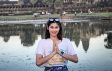 Lý lịch cực khủng của nữ biểu tượng thể thao Campuchia vừa giành HCV Taekwondo SEA Games 30: Cao 1m83, Facebook cá nhân hơn 1,7 triệu follow, từng lập thành tích vô tiền khoáng hậu trong lịch sử thể thao nước nhà