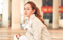 Ngây ngất trước vẻ đẹp vạn người mê của nữ VĐV đấu kiếm vừa đem về huy chương bạc cho Việt Nam