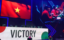 Đoàn eSports Việt Nam khép lại hơn nửa hành trình SEA Games 30 với 3 huy chương đồng