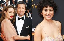 """Ly hôn nhưng vẫn ghen lồng lộn, Angelina Jolie quay ra """"cà khịa"""" tình mới kém 25 tuổi của Brad Pitt?"""