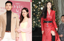Sự kiện ngược đời: Nữ thần Son Ye Jin lu mờ trước nữ phụ cực sang chảnh, lộ khoảnh khắc cực tình với Hyun Bin