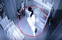 Tạm giữ nữ giúp việc dốc ngược, quăng đi quăng lại bé gái 13 tháng ở Nghệ An