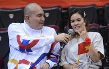 Bất ngờ xuất hiện tại SEA Games 30, nữ ca sĩ tham gia đóng MV cùng Đen Vâu cổ vũ hết mình cho đội tuyển bóng rổ Việt Nam