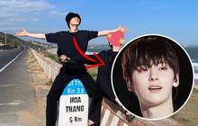"""Netizens Việt """"soi"""" ra một nam idol Hàn đang vi vu Nha Trang - Phan Thiết: Hình như anh đã đi phượt dọc Việt Nam?"""