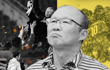 HLV Park Hang Seo và câu chuyện về tinh thần chiến đấu của người Hàn Quốc