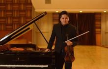 """NSƯT Bùi Công Duy: """"Cuộc thi Âm nhạc Quốc tế cho Violin và Hòa tấu thính phòng như một dấu mốc lịch sử của âm nhạc giao hưởng Việt Nam"""""""