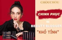 ChouChou ra mắt dòng son mạ vàng Premium Matte 14k Gold Edition chinh phục các beauty blogger khó tính