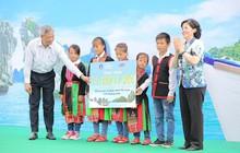Trẻ em Quảng Ninh đón nhận ngôi trường mới và hơn 71 ngàn ly sữa từ Quỹ sữa Vươn cao Việt Nam