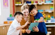 Giúp trẻ khai phóng sức mạnh tiềm năng để chinh phục các mục tiêu trong năm học mới