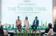 """Khởi động cuộc đua xe máy điện """"The Green Trail - Cung đường xanh"""""""