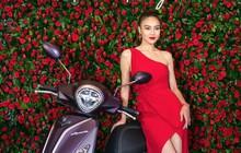 Ninh Dương Lan Ngọc cực kì quyến rũ check-in tại Dạ Tiệc Hoa Hồng sang chảnh