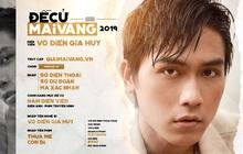 Võ Điền Gia Huy được đề cử ở hạng mục nam diễn viên phim điện ảnh, truyền hình tại giải Mai Vàng 2019