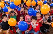 """SHB Finance mang tới chương trình ý nghĩa """"Chong chóng Tre"""" đến với trẻ em khó khăn"""
