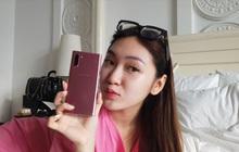 """Vlog gần đây của Chloe Nguyen được quay hoàn toàn bằng 1 chiếc điện thoại """"so cute"""""""
