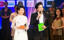 Diễn viên Đoàn Minh Tài và Thi Thảo lần đầu làm MC trên sóng truyền hình tại Hà Nội