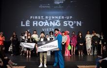 Nhà thiết kế Việt Nam đoạt giải cao trong cuộc thi Thiết kế thời trang châu Á tại Singapore