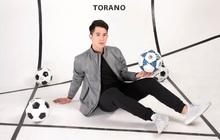 Đình Trọng bất ngờ khoe vẻ điển trai trong bộ sưu tập mới của Torano