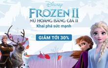 Shopee hợp tác với The Walt Disney Company Đông Nam Á ra mắt chuỗi sự kiện Frozen II cho người hâm mộ
