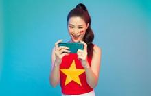 """""""Xem SEA Games trên điện thoại cũng không sao, tốt mà"""" - Đông Nhi đồng tình!"""