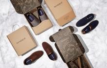 Bạn có biết về đôi giày chú trọng đến sinh trắc học chân của người Việt?