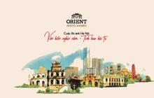 Tham gia cuộc thi ảnh Orient 1010 để lan tỏa tình yêu Hà Nội